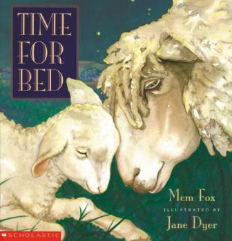 Image for Time for Bed Board Book