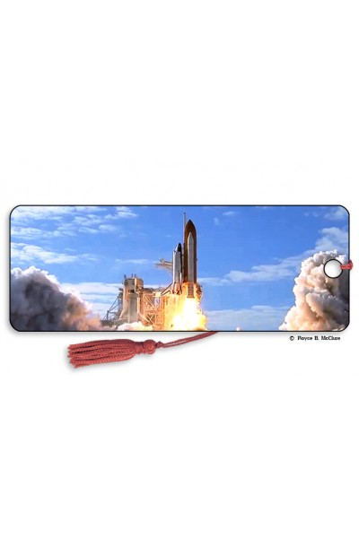 Image for Shuttle Launch 1 3D Bookmark