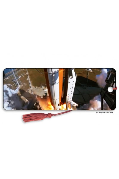 Image for Shuttle Launch 2 3D Bookmark
