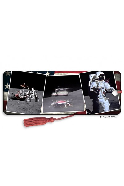 Image for Apollo 3D Bookmark