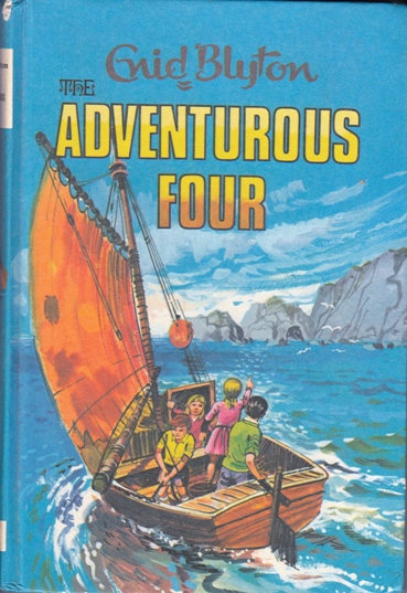 Image for The Adventurous Four #1 Adventurous Four [used book]