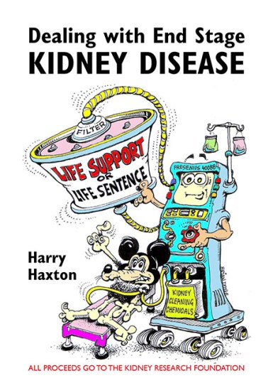Image for Dealing with End Stage Kidney Disease: Life Support or Life Sentence