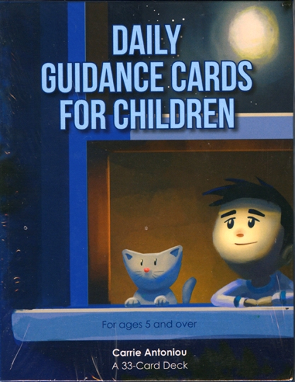 Image for Daily Guidance Cards for Children : 33-card deck