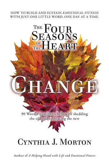Image for The Four Seasons of the Heart - Change - 90 Word Vitamins to help with shedding the old and embracing the new