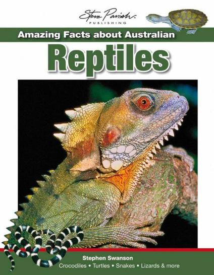 Image for Amazing Facts About Australian Reptiles