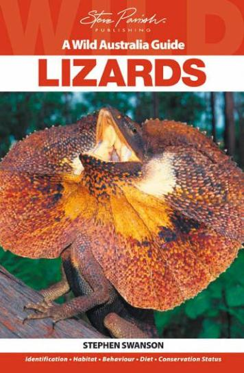 Image for Lizards: A Wild Australia Guide