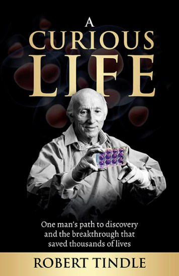 Image for A Curious Life: One man's path to discovery and the breakthrough that saves thousands of lives
