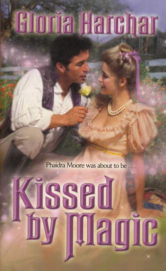 Image for Kissed by Magic #1 Quelgheny [used book]
