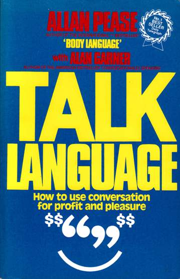 Image for Talk Language: How to Use Conversation for Profit and Pleasure [used book]