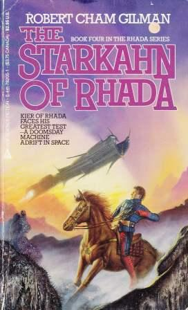 Image for The Starkahn of Rhada #4 Rhada Series [used book]