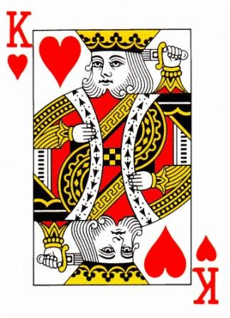 Image for Playing Cards: Plastic Coated 54 card deck Poker Size
