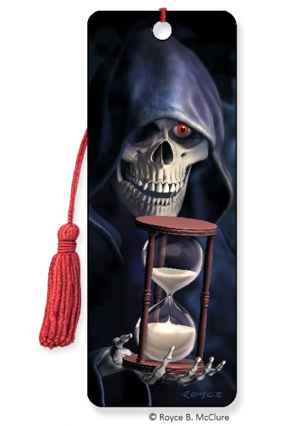 Image for Grim Reaper 3D Bookmark