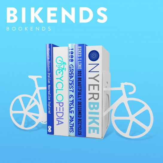 Image for Bikends Bookends