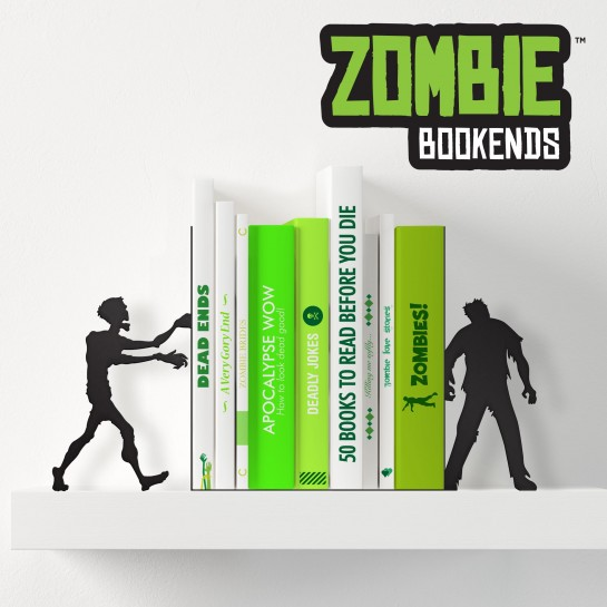 Image for Zombie Bookends