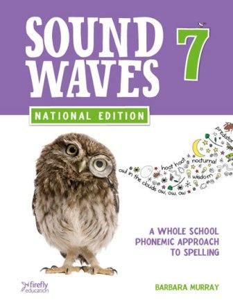 Image for Sound Waves 7 National Edition Student Book