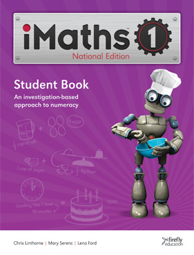 Image for iMaths 1 Student Book National Edition