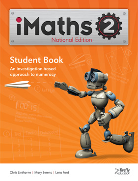 Image for iMaths 2 Student Book National Edition
