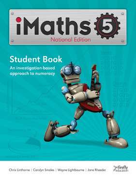 Image for iMaths 5 Student Book National Edition