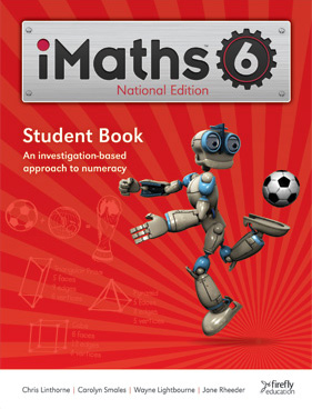 Image for iMaths 6 Student Book National Edition