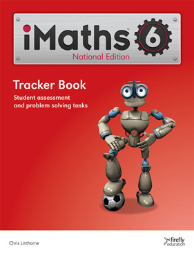 Image for iMaths 6 Tracker Book National Edition