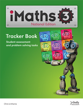 Image for iMaths 3 Tracker Book National Edition