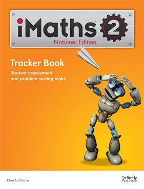 Image for iMaths 2 Tracker Book National Edition