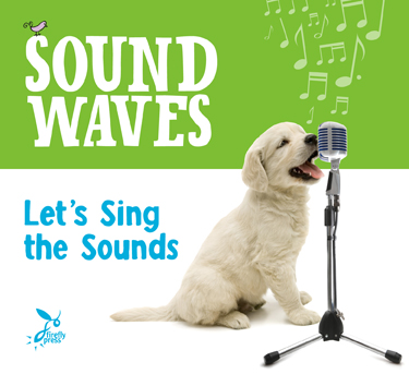 Image for Sound Waves Let's Sing The Sounds CD