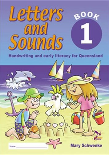 Image for Letters and Sounds Book 1 QLD - Handwriting and Early Literacy for Queensland
