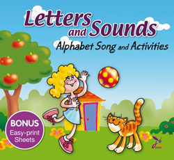 Image for Letters and Sounds Alphabet Song and Activities CD