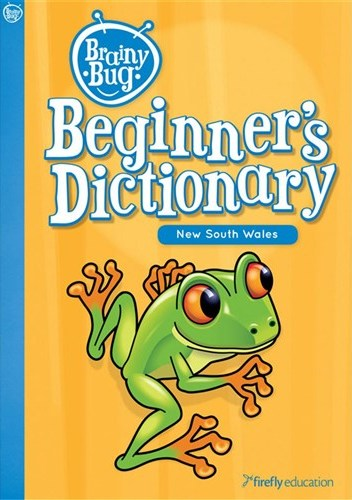 Image for Brainy Bug Beginner's Dictionary New South Wales Foundation Style