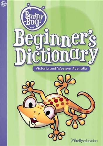 Image for Brainy Bug Beginner's Dictionary Victoria and Western Australia Modern Cursive