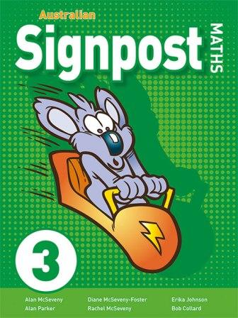 Image for Australian Signpost Maths 3 (3e) Student Activity Book AC Australian Curriculum