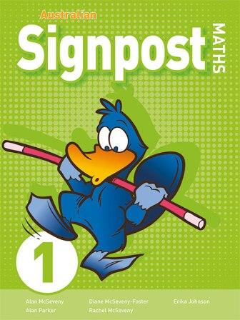 Image for Australian Signpost Maths 1 Student Activity Book [Third Edition] Australian Curriculum