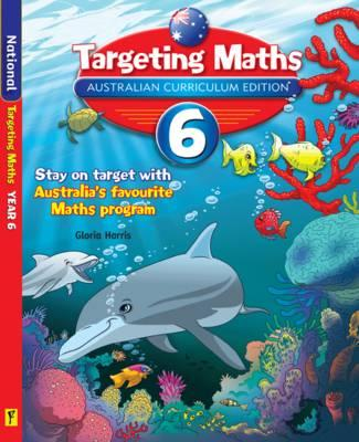 Image for Targeting Maths 6 ACE Australian Curriculum Edition Student Book