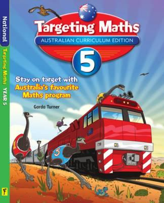 Image for Targeting Maths 5 ACE Australian Curriculum Edition Student Book