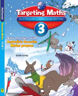 Image for Targeting Maths 3 ACE Australian Curriculum Edition Student Book
