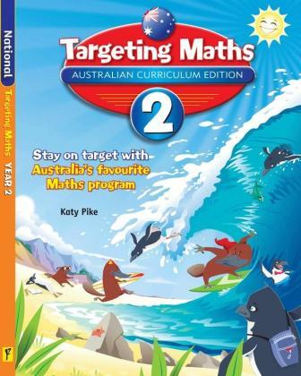 Image for Targeting Maths 2 ACE Australian Curriculum Edition Student Book