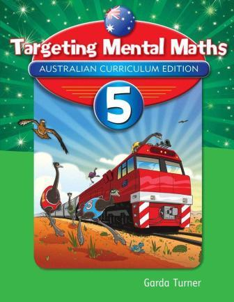 Image for Targeting Mental Maths 5 ACE Australian Curriculum Edition