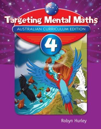 Image for Targeting Mental Maths 4 ACE Australian Curriculum Edition