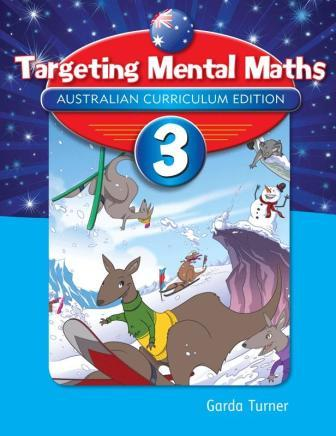 Image for Targeting Mental Maths 3 ACE Australian Curriculum Edition