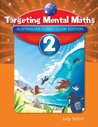 Image for Targeting Mental Maths 2 ACE Australian Curriculum Edition