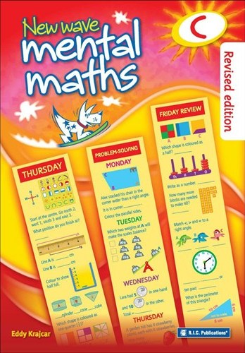 Image for New Wave Mental Maths C -  Ages 7-8 Australian Curriculum RIC-1702
