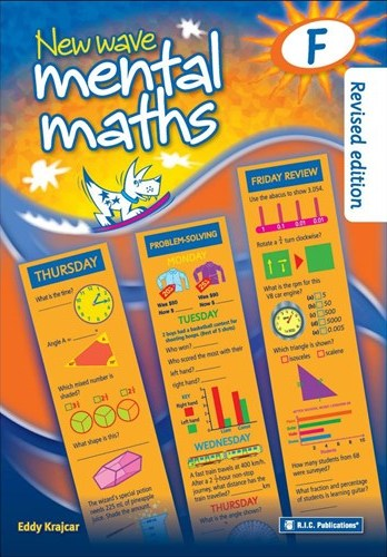 Image for New Wave Mental Maths F -  Ages 10-11 Australian Curriculum RIC-1705