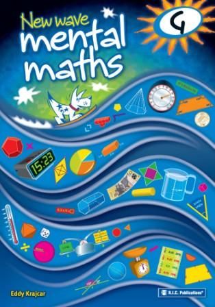 Image for New Wave Mental Maths G -  Ages 11-12 Australian Curriculum RIC-1706