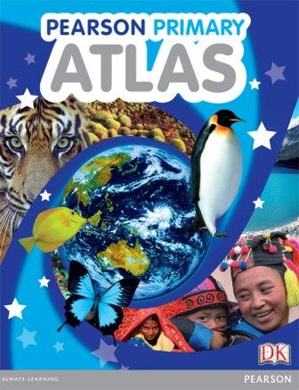 Image for Pearson Primary Atlas