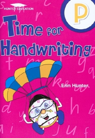 Image for Time for Handwriting Book P - Queensland Beginner's Alphabet