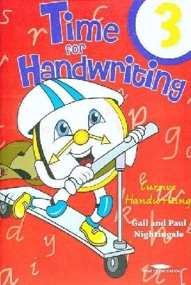 Image for Time for Handwriting Book 3 - Queensland Cursive
