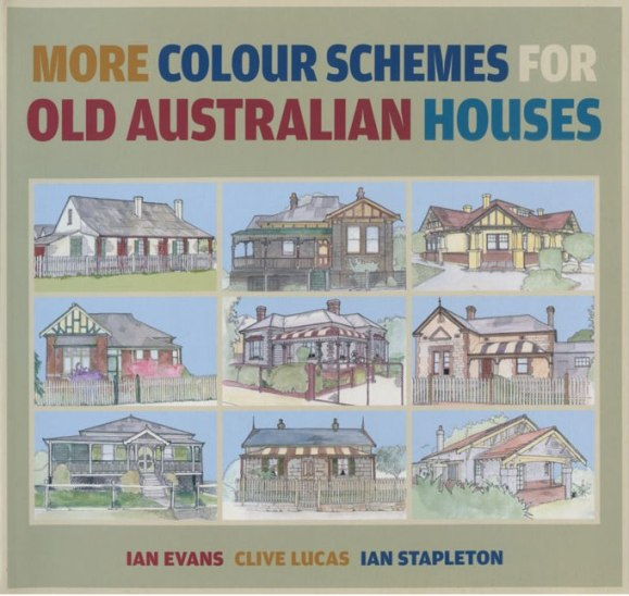 Image for More Colour Schemes for Old Australian Houses