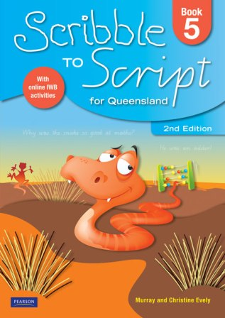 Image for Scribble to Script for Queensland Book 5 (2e)