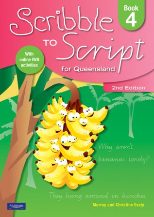 Image for Scribble to Script for Queensland Book 4 (2e)
